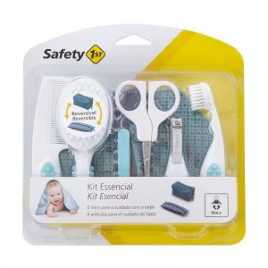 Kit Essencial Para Higiene Do Bebê Safety  – IMP01512